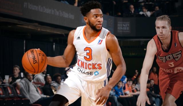 Raptors 905 v Westchester Knicks
