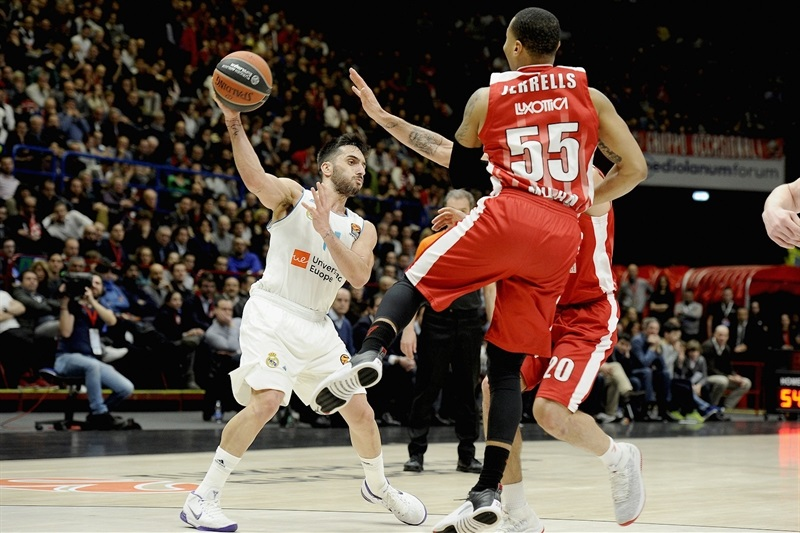 Campazzo Milan Euroleague