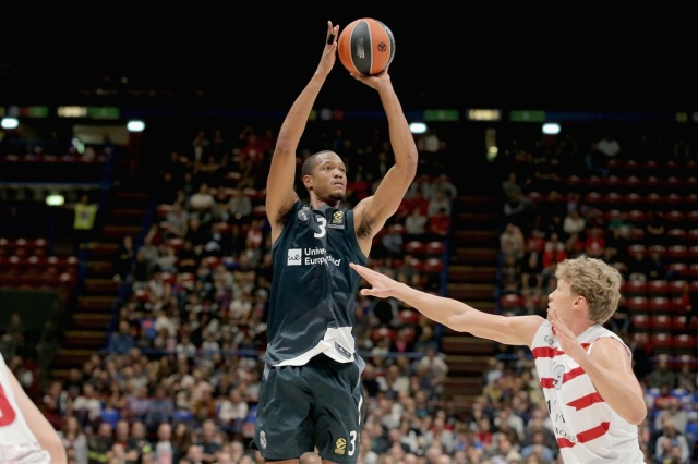 Anthony Randolph Real Madrid milan