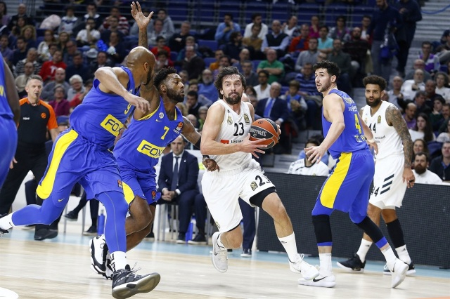 llull euroleague macabi Real Madrid