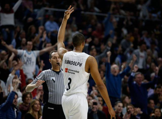 Anthony Randolph ACB Baskonia
