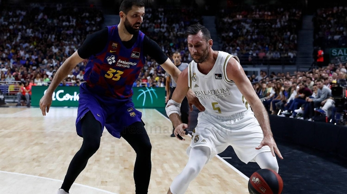 Rudy Mirotic final Supercopa ACB 2019 Barcelona Real Madrid