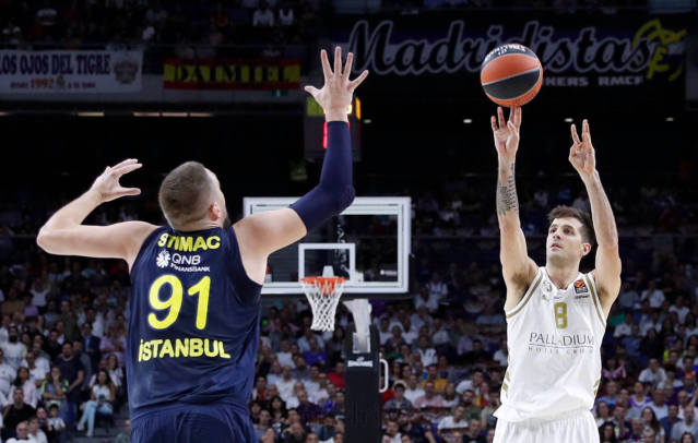 laprovittola Stimac Euroleague Madrid Fenerbahce
