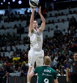 Jaycee Carroll final Copa del Rey ACB 2020