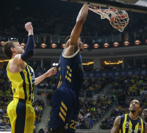 tavares Vesely fenerbahce Real Madrid Euroleague