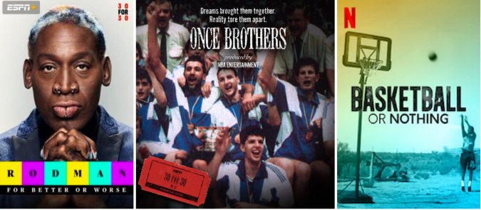 películas sobre baloncesto
