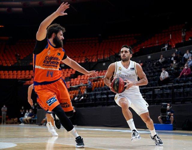 Facundo Campazzo ACB Valencia Dubljevic
