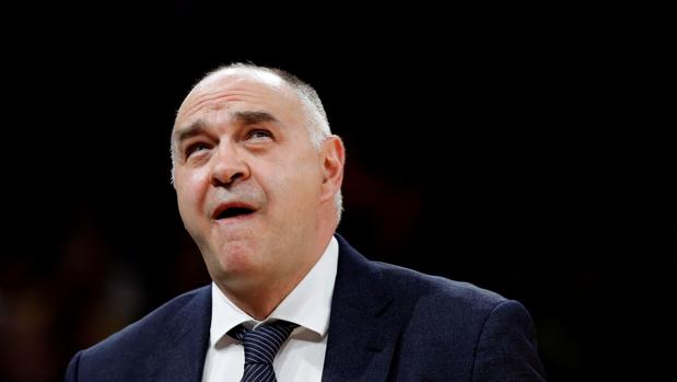 Pablo Laso Real Madrid